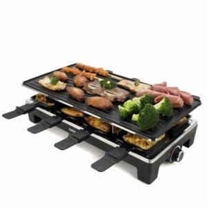 Beste Hersteller aus einem Raclette Testvergleich
