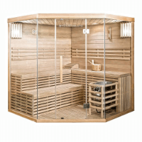 Home Deluxe Skyline XL Big Sauna Test
