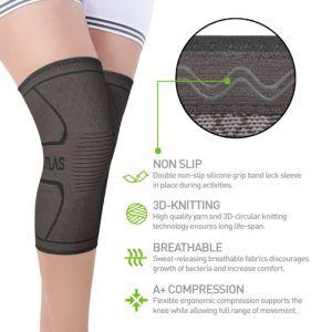 Nach diesen Testkriterien werden Kniebandagen bei uns verglichen