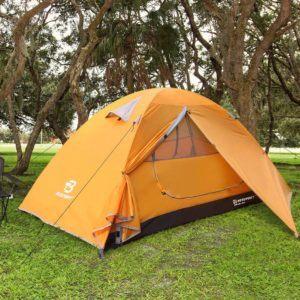 Wie langlebig ist ein Zelt Testsieger im Dauereinsatz