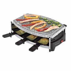 Welche Raclette Modelle gibt es in einem Testvergleich?