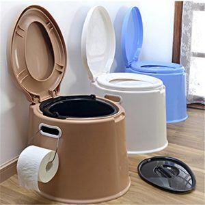 Wie funktioniert eine Camping-Toilette im Test und Vergleich?