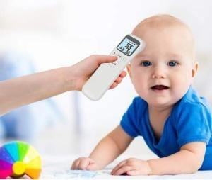 Baby Thermometer Stirn