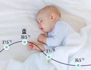 Baby Thermometer Verlauf
