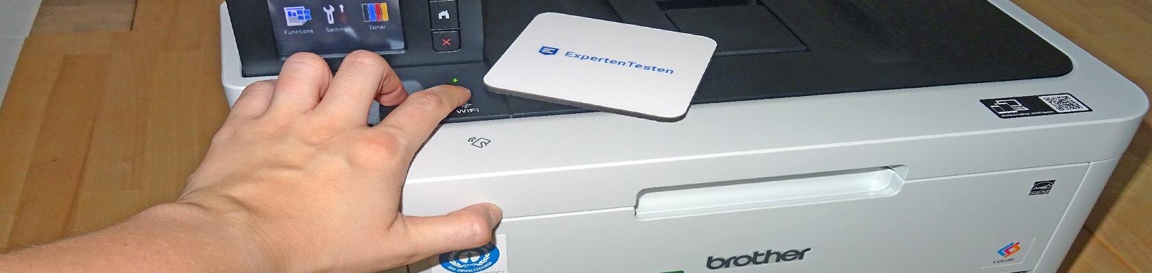 Farblaserdrucker im Test auf ExpertenTesten.de