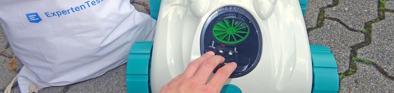 Poolroboter im Test auf ExpertenTesten.de