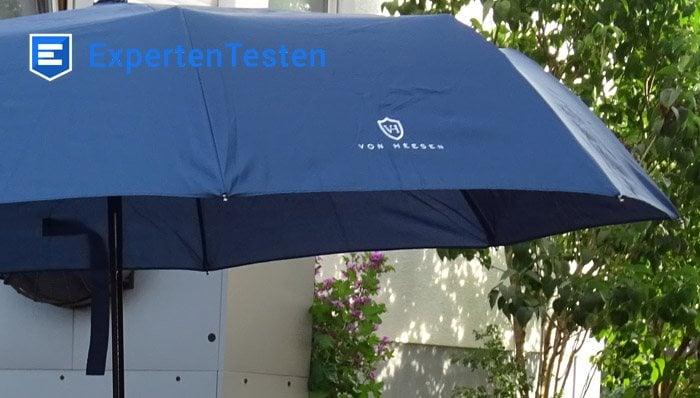 Regenschirme im Test auf ExpertenTesten.de