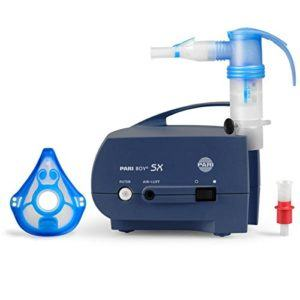 inhalationsgerät test
