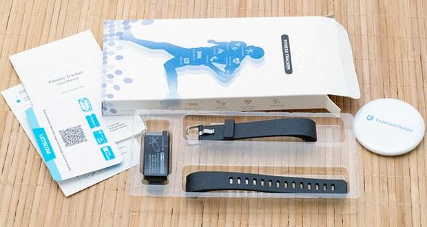 Smart Fitness-Uhr von Letscom mit 90 Tage Rückerstattung und 12 Monate Garantie