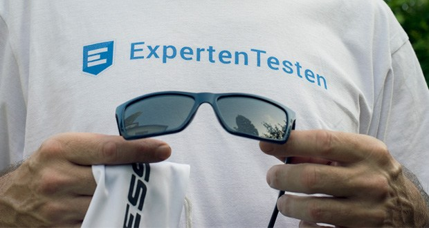 Cressi Rio Sport Sonnenbrille im Test - Linsen mit 100% UV-Schutz, kompakte Brillenbügel