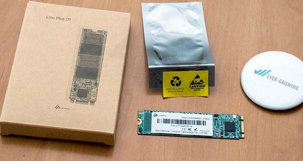 LincPlus SATA SSD Festplatten für Laptops bieten hohe Zuverlässigkeit und hohe Leistung für ein Speichermedium