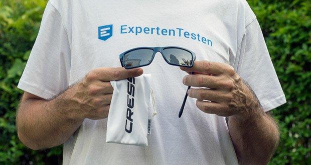 Cressi Rio Sport Sonnenbrille im Test - bietet eine kristallklare, detail- und kontrastreiche Sicht