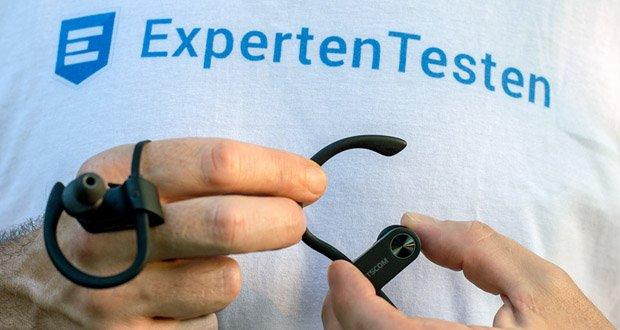 Bluetooth Kopfhörer U8I von LETSCOM im Test - Rauschunterdrückung: CVC6.0 digitale Rauschunterdrückung Technologie