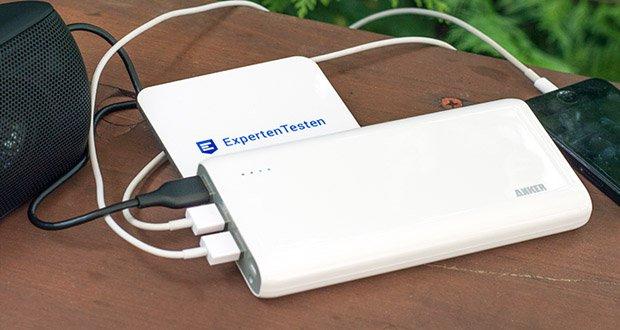 Anker PowerCore 26800mAh Power Bank im Test - mit 3 USB Ports