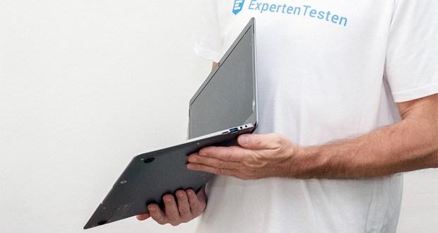 Der LincPlus P2 Laptop ist dünner und leichter als je zuvor: Er wiegt nur 3 kg und hat eine erstaunliche Dicke von 0,3 Zoll
