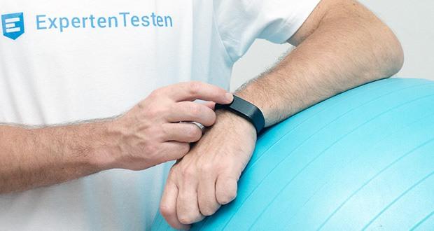 Letscom Fitness Uhr mit Pulsmesser im Test