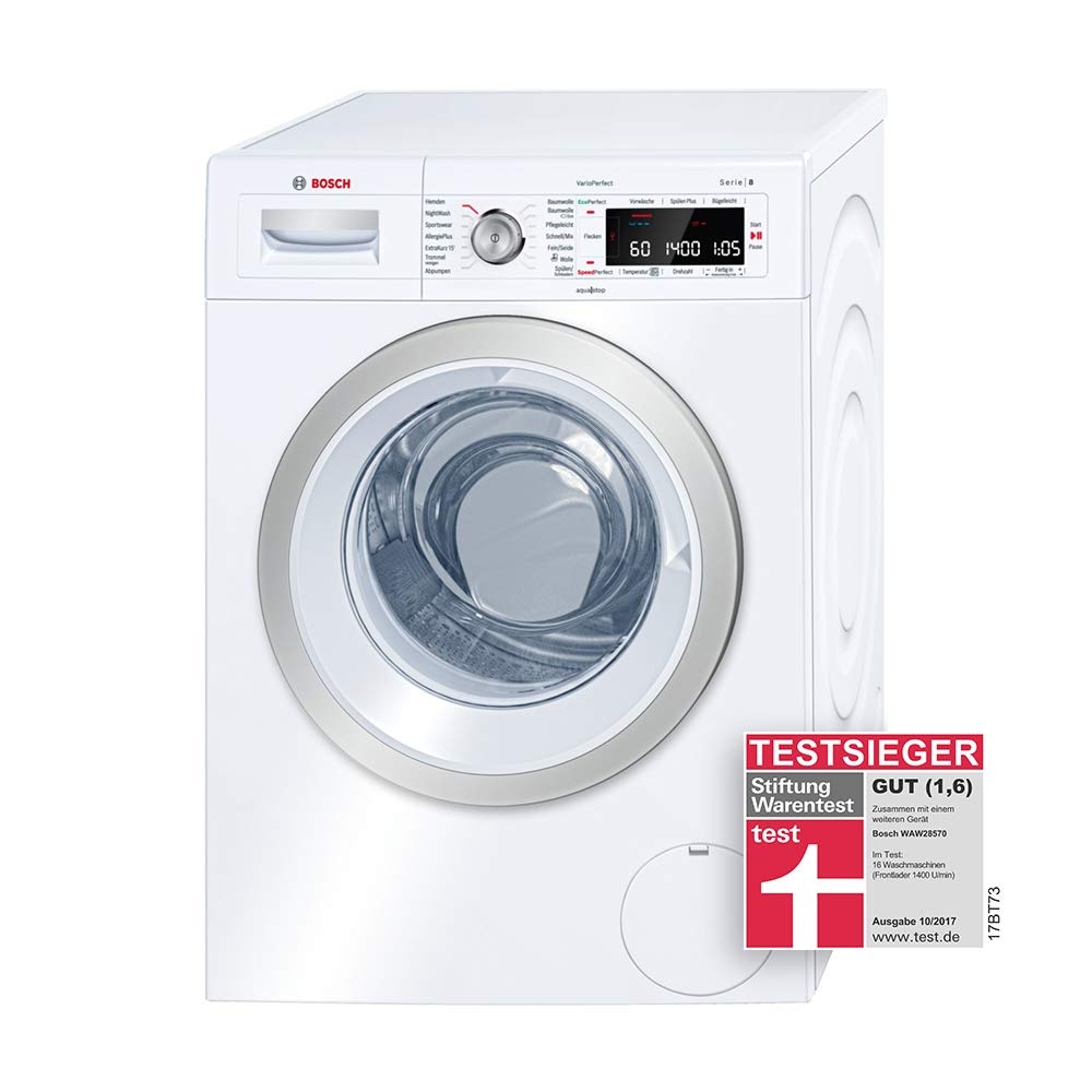 8kg waschmaschine test vergleich im februar 2020 top 12. Black Bedroom Furniture Sets. Home Design Ideas
