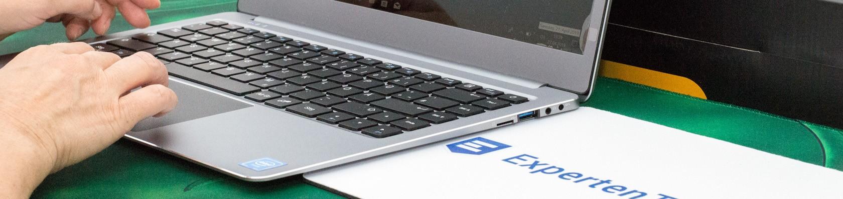 Laptops im Test auf ExpertenTesten.de