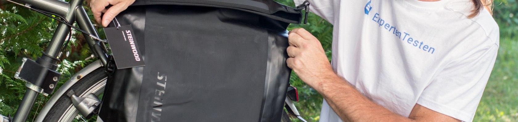 Fahrradtaschen im Test auf ExpertenTesten.de