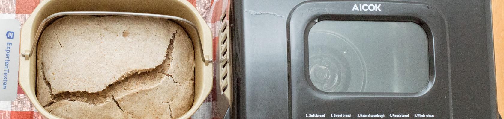 Brotbackautomaten im Test auf ExpertenTesten.de