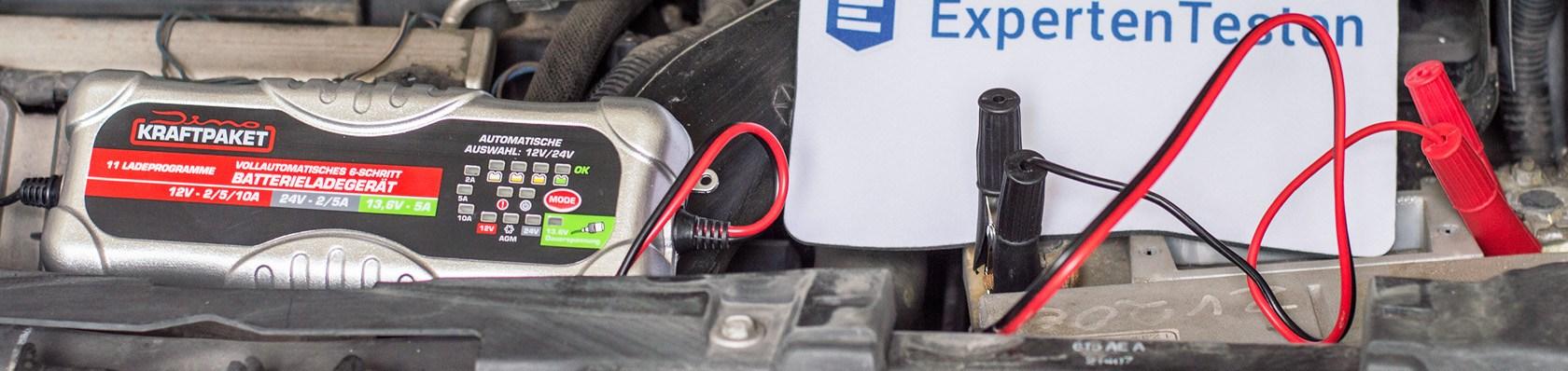 Starterbatterien im Test auf ExpertenTesten.de