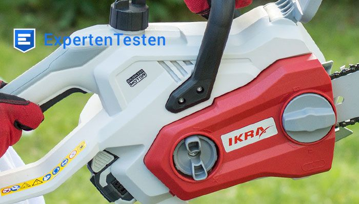 Akku-Kettensägen im Test auf ExpertenTesten.de