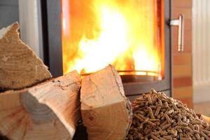 Holzpellets Holz