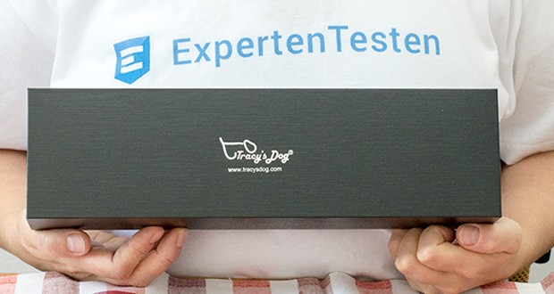 Tracy's Dog Magic Massagestab Vibratoren im Test - Private Verpackung & 1 Jahr Garantie