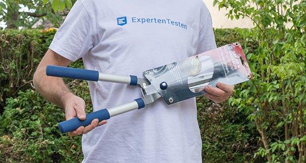 Spear & Jackson Razorsharp manuelle Heckenschere im Test - 10 Jahre Garantie