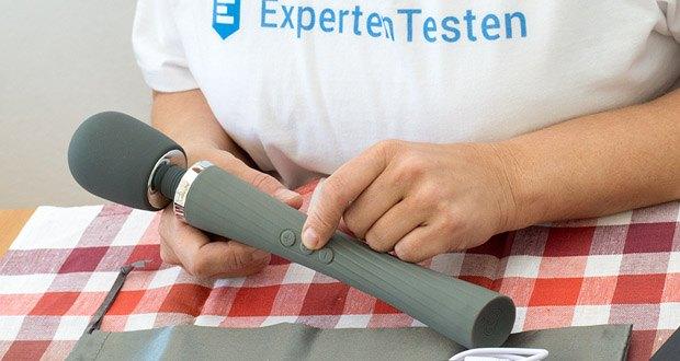 Tracy's Dog Magic Massagestab Vibratoren im Test - 5 Rotations modes und 3 Stark Geschwindigkeiten von langsam bis schnell, von sanft bis kräftig