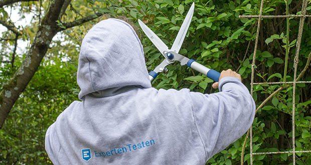 Spear & Jackson 8110RS/09 Razorsharp manuelle Heckenschere im Test