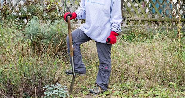 Spear & Jackson Traditioneller Edelstahl-Grabespaten im Test - ideale Ergänzung für Ihren Garten