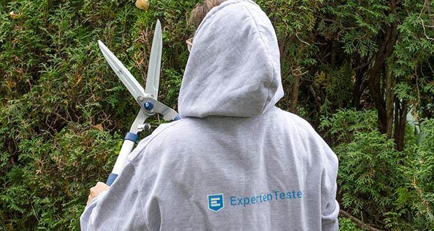 Spear & Jackson Razorsharp manuelle Heckenschere im Test - chromplattiert für Rostbeständigkeit