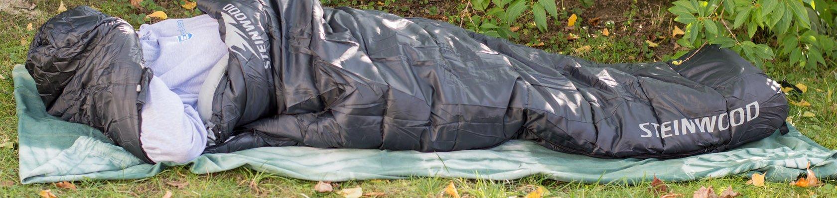 Hüttenschlafsäcke im Test auf ExpertenTesten.de