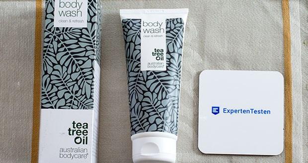 Australian Bodycare Body Wash im Test - die perfekte Kombination aus sanfter Reinigung und feuchtigkeitsspendender Pflege