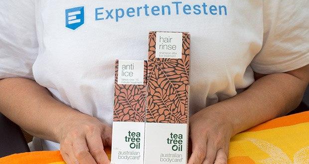 Australian Bodycare Anti Lice Kopfläusebehandlung und Hair Rinse Läuse Shampoo im Test