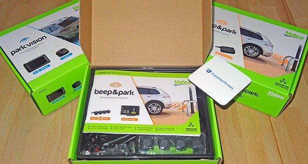 VALEO Einparkhilfen Beep&Park und parkvision im Test