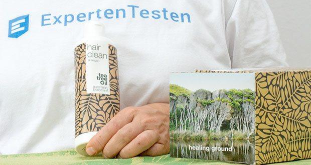 Australian Bodycare Hair Clean Teebaumöl Shampoo im Test - gegen Schuppen, Juckende, trockene Kopfhaut und Pickel auf der Kopfhaut