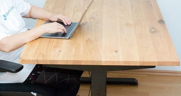Elektrisch Höhenverstellbarer Schreibtisch Test
