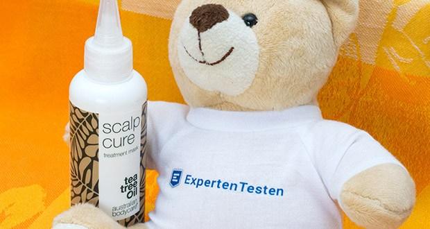 Australian Bodycare Scalp Cure im Test - Teebaumöl und Milchsäureester wirken aktiv gegen Haarschuppen und gereizte Kopfhaut; Macadamianussöl verleiht der Kopfhaut Feuchtigkeit ohne zu fetten