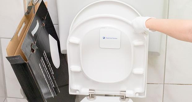 HOMELODY Toilettendeckel im Test - aus UF material, hohe härte, starke kratzfestigkeit, langlebig