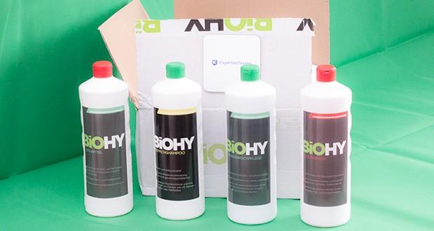 Reinigungsprodukte von BIOHY - 100% Vegan, Umweltschonend, Made in Germany