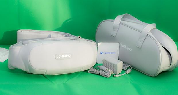 Naipo oCuddle Nackenmassagegerät im Test - ermöglicht das gemeinsame Vergnügen von Familie und Freunden