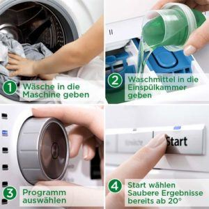 So wählen Fachleute einen Waschmittel Testsieger