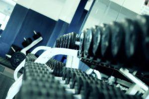 Fitness First kündigen Hantellager