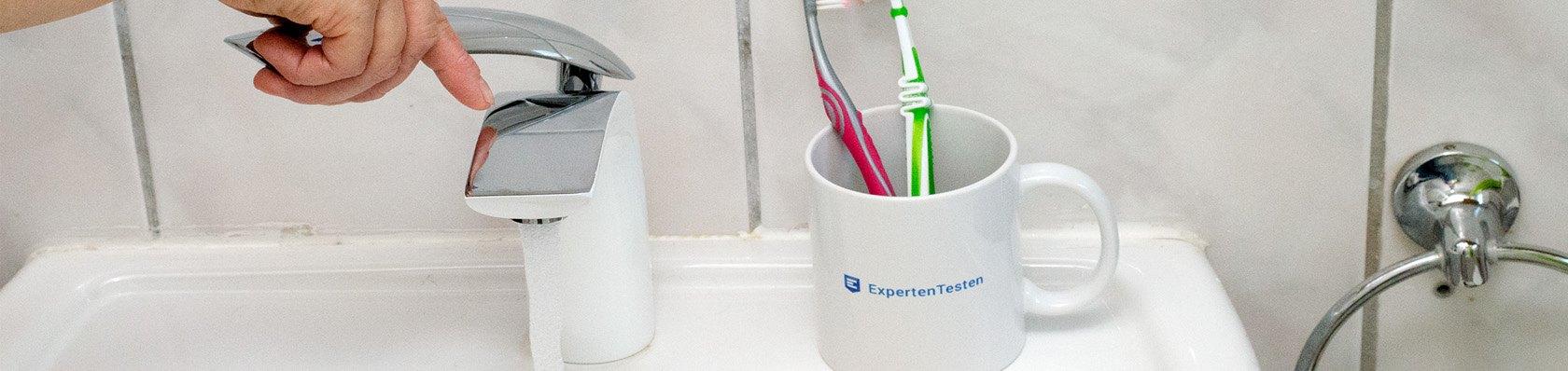 Waschtischarmaturen im Test auf ExpertenTesten.de