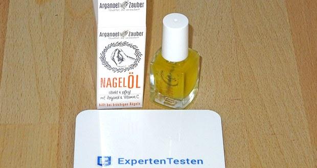 Arganoel-Zauber Nagelöl, Nagelhärter im Test - verbessert das Erscheinungsbild und reduziert gesplitterte Fuß- und Fingernägel