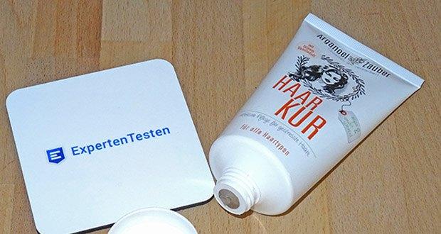 Arganoel-Zauber Haarkur im Test - mit Bio-Arganöl, <a href=