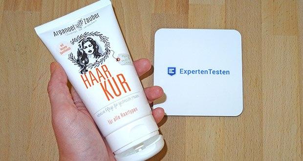 Arganoel-Zauber Haarkur im Test - intensive Pflege gegen trockene Haare & Spliss