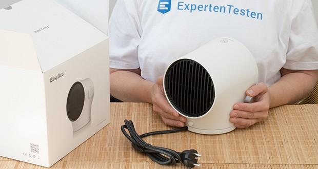 EasyAcc Mini Keramik Heizlüfter mit 3 Einstellungen im Test